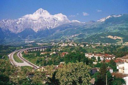 Veduta della Valle Siciliana
